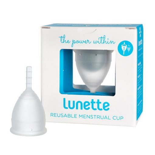 reusable menstrual cup