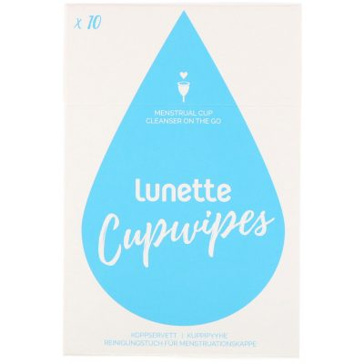 Lunette Menstrual Cupwipes