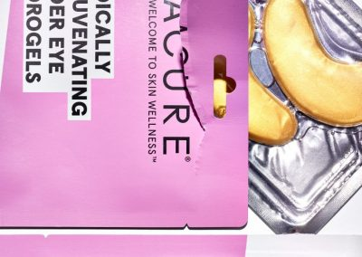 Acure Under Eye Gel Masks