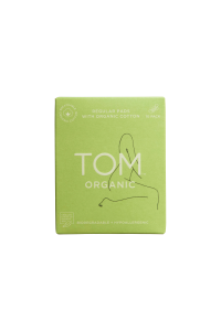 tom organic pads